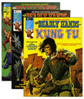 Magazines:Miscellaneous, The Deadly Hands of Kung Fu Group (Marvel, 1974-77) Condition:Average NM-.... (Total: 10 Comic Books)