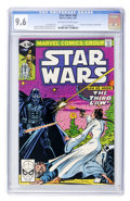 Modern Age (1980-Present):Science Fiction, Star Wars #48 (Marvel, 1981) CGC NM+ 9.6 Off-white to whitepages....