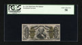 Fractional Currency:Third Issue, Fr. 1334 50¢ Third Issue Spinner PCGS Choice About New 58.. ...