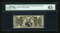 Fractional Currency:Third Issue, Fr. 1331 50c Third Issue Spinner PMG Choice Uncirculated 63 EPQ....