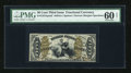Fractional Currency:Third Issue, Fr. 1357aSP 50c Third Issue Justice PMG Uncirculated 60 Net....