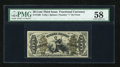 Fractional Currency:Third Issue, Fr. 1360 50c Third Issue Justice PMG Choice About Unc 58....
