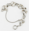 Silver Smalls:Other, A MEXICAN SILVER BRACELET. William Spratling, Taxco, Mexico, circa1940. Marks: WS, SPRATLING, MADE IN MEXICO, SPRATLING S...