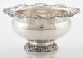 Silver Holloware, American:Punch Bowls, AN AMERICAN SILVER PUNCH BOWL. Gorham Manufacturing Co., Providence, Rhode Island, 1901. Marks: (lion-anchor-G), STERLING,...