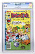 Modern Age (1980-Present):Humor, Richie Rich #215 File Copy (Harvey, 1982) CGC NM/MT 9.8 Whitepages....