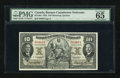 Canadian Currency: , Montreal, LC- Banque Canadienne Nationale $1 Ch. 85-14-04. ...