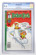 Modern Age (1980-Present):Humor, Richie Rich #214 File Copy (Harvey, 1982) CGC NM+ 9.6 Whitepages....