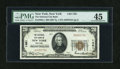 New York, NY - $20 1929 Ty. 1 The National City Bank Ch. # 1461