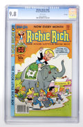 Modern Age (1980-Present):Humor, Richie Rich #203 File Copy (Harvey, 1981) CGC NM/MT 9.8 Whitepages....