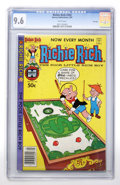 Modern Age (1980-Present):Humor, Richie Rich #202 File Copy (Harvey, 1981) CGC NM+ 9.6 Whitepages....