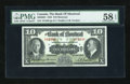Canadian Currency: , Montreal, PQ- Bank of Montreal $10 Jan. 2, 1935 Ch. 505-60-04.. ...