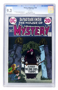 Bronze Age (1970-1979):Horror, House of Mystery #208 (DC, 1972) CGC NM- 9.2 White pages....