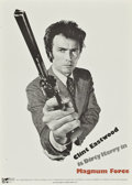 """Movie Posters:Action, Magnum Force (Warner Brothers, 1973). Promotional Poster (20"""" X28"""").. ..."""