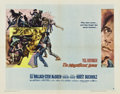 "Movie Posters:Western, The Magnificent Seven (United Artists, 1960). Half Sheet (22"" X 28"") Style B.. ..."