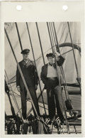 """Movie Posters:Adventure, Gary Cooper and George Raft in """"Souls at Sea"""" Publicity Stills(Paramount, 1937). Mini Keybook Stills (7) (5"""" X 8"""").. ... (Total:7 Items)"""