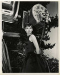 "Movie Posters:Romance, Audrey Hepburn in ""Sabrina"" (Paramount, 1954). Still (8"" X 10"")....."