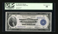 Fr. 708 $1 1918 Federal Reserve Bank Note PCGS Choice About New 58