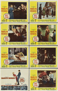 "Movie Posters:Drama, Bus Stop (20th Century Fox, 1956). Lobby Card Set of 8 (11"" X14"").. ... (Total: 8 Items)"