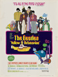 "Movie Posters:Animated, Yellow Submarine (United Artists, 1968). Poster (30"" X 40"").. ..."