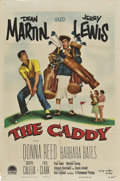 "Movie Posters:Sports, The Caddy (Paramount, 1953). One Sheet (27"" X 41"") and Lobby Card (11"" X 14"").. ... (Total: 2 Items)"