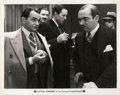 """Movie Posters:Crime, Edward G. Robinson in """"Little Caesar"""" (Warner Brothers, 1931).Stills (2) (8"""" X 10"""").. ... (Total: 2 Items)"""