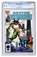 Modern Age (1980-Present):Superhero, Doctor Strange #77 (Marvel, 1986) CGC NM/MT 9.8 White pages....