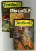 Pulps:Detective, The Underworld Group (J. Thomas Wood, 1927) Condition: AverageVG.... (Total: 3 Items)