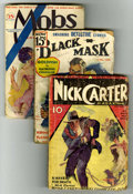 Pulps:Detective, Miscellaneous Detective Pulps Group (Various Publishers, 1930-50)Condition: Average FR.... (Total: 14 Items)
