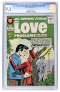 Silver Age (1956-1969):Romance, True Love Problems and Advice Illustrated #42 File Copy (Harvey,1956) CGC NM- 9.2 Cream to off-white pages....