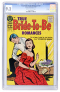 Silver Age (1956-1969):Romance, True Bride-to-Be Romances #26 File Copy (Harvey, 1957) CGC NM- 9.2Cream to off-white pages....