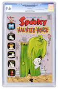 Bronze Age (1970-1979):Cartoon Character, Spooky Haunted House #1 File Copy (Harvey, 1972) CGC NM+ 9.6 Whitepages....