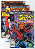 Modern Age (1980-Present):Superhero, The Amazing Spider-Man Group (Marvel, 1980-87) Condition: AverageVF+.... (Total: 90 Comic Books)