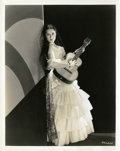 """Movie Posters:Western, Fay Wray in """"The Texan"""" by Eugene Robert Richee (Paramount, 1930). Still (8"""" X 10"""").. ..."""