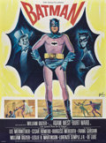 "Movie Posters:Action, Batman (20th Century Fox, 1966). French Grande (47"" X 63"").. ..."
