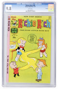 Bronze Age (1970-1979):Humor, Richie Rich #168 White pages (Harvey, 1978) CGC NM/MT 9.8 Whitepages....