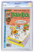 Modern Age (1980-Present):Humor, Richie Rich #199 File Copy (Harvey, 1981) CGC NM+ 9.6 Whitepages....
