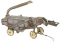 Antiques:Toys, Arcade McCormick-Deering Thresher....