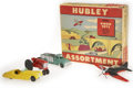 Antiques:Toys, Hubley Kiddy Toy Assortment in the Original Box....