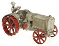 Antiques:Toys, Arcade McCormick-Deering Cast Iron Tractor....