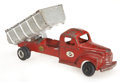 Antiques:Toys, Arcade International Dump Truck....