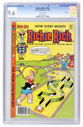 Modern Age (1980-Present):Humor, Richie Rich #195 File Copy (Harvey, 1980) CGC NM+ 9.6 Whitepages....