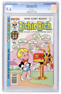 Modern Age (1980-Present):Humor, Richie Rich #193 File Copy (Harvey, 1980) CGC NM+ 9.6 Whitepages....