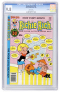 Modern Age (1980-Present):Humor, Richie Rich #190 File Copy (Harvey, 1980) CGC NM/MT 9.8 Whitepages....