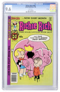 Modern Age (1980-Present):Humor, Richie Rich #186 File Copy (Harvey, 1980) CGC NM+ 9.6 Whitepages....