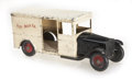 Antiques:Toys, Steelcraft City Milk Company Truck....