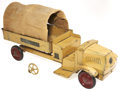 Antiques:Toys, Little Jim Playthings Army Truck....