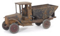 "Antiques:Toys, Large Buddy ""L"" Coal Truck...."
