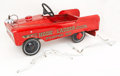 Antiques:Toys, AMF Hook and Ladder Pumper 519 Pedal Car....