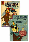 Golden Age (1938-1955):Cartoon Character, Four Color #1271 and 1310 Yogi Bear File Copy Group (Dell,1961-62).... (Total: 2 Comic Books)