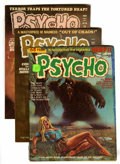 Magazines:Horror, Psycho Group (Skywald, 1971-75) Condition: Average VF.... (Total: 23 Comic Books)